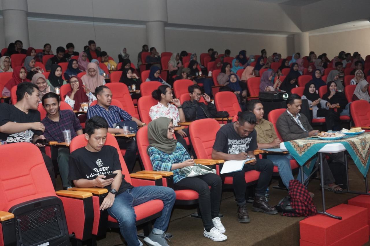 Filkom 3 Tayangkan 9 Film Karya Mahasiswa KPI IAIN Kediri