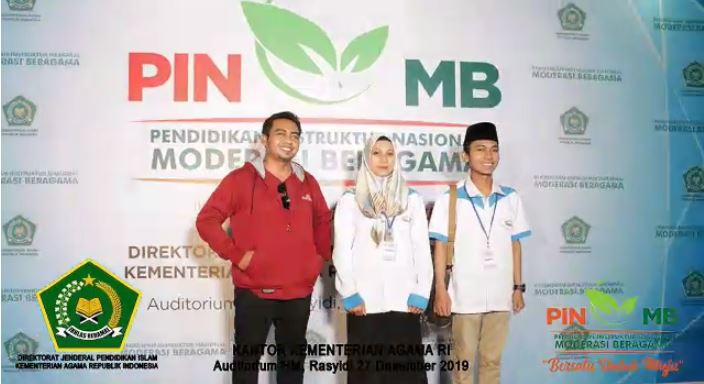 IAIN Kediri mengirim Delegasi ke PIN MB Kemenag RI