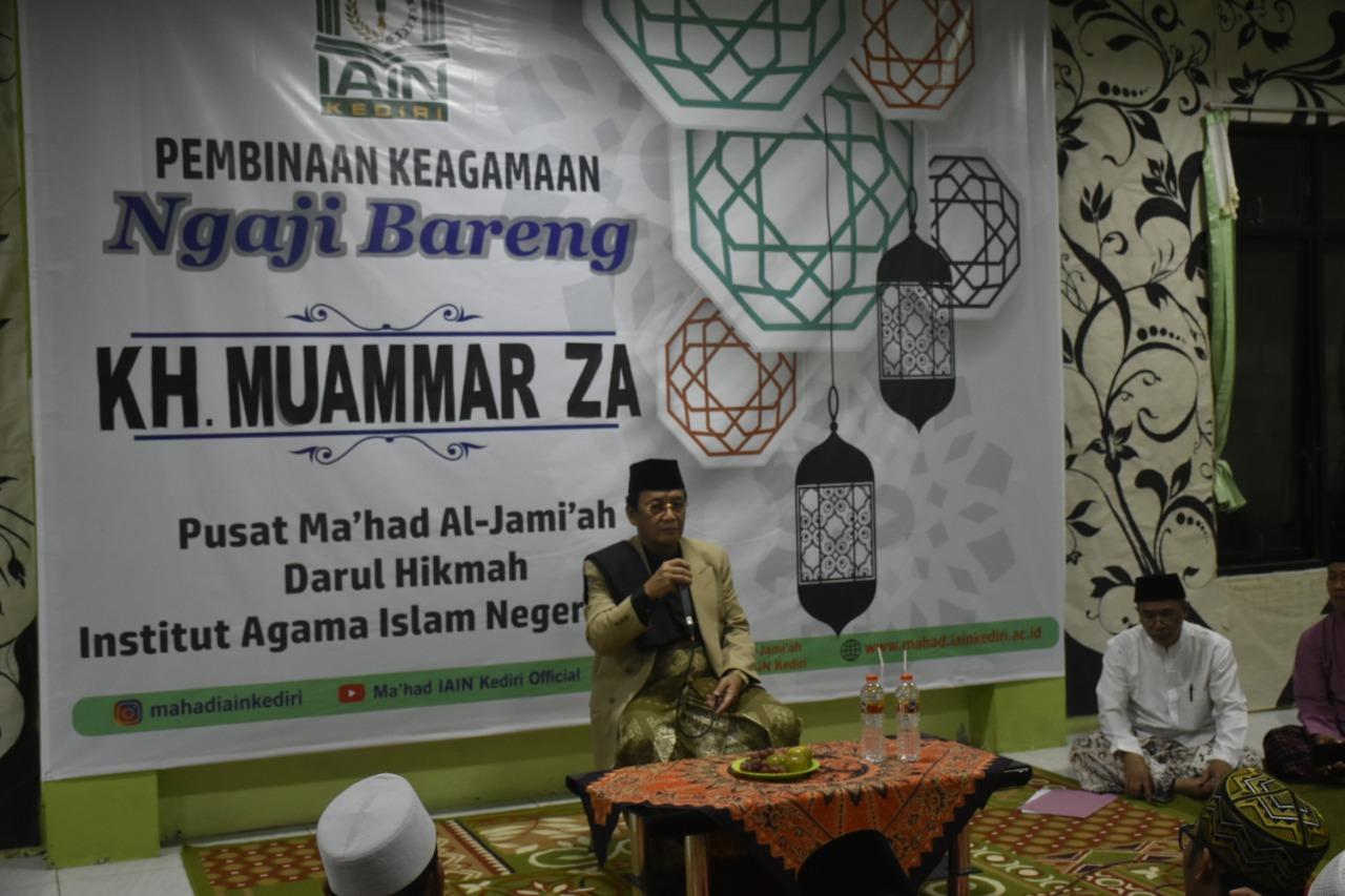 KH. Muammar Za: Bacaan Al-Qur'an Sejukkan Jiwa