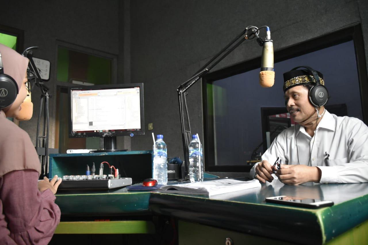 Jelang Launching, Kabiro IAIN KEDIRI Gencar Sosialisasikan Gebyar KPK