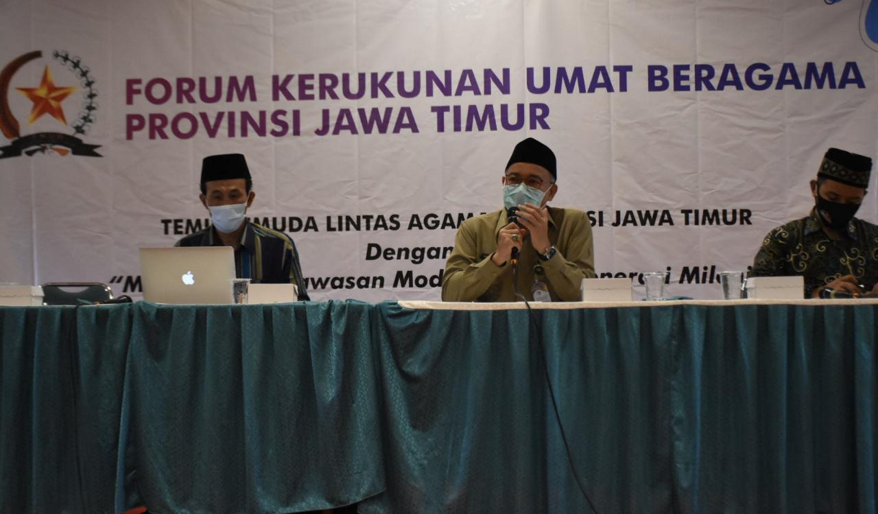 FKUB Provinsi Jawa Timur: Jangan Ada Sara dI Pilkada