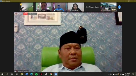 Rektor IAIN Kediri: Pentingnya Membangun Integritas dan Karir ASN