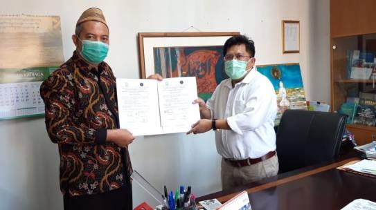 Perkuat Kerjasama, IOP IAIN Kediri Kunjungi CDCIA UIN Yogyakarta