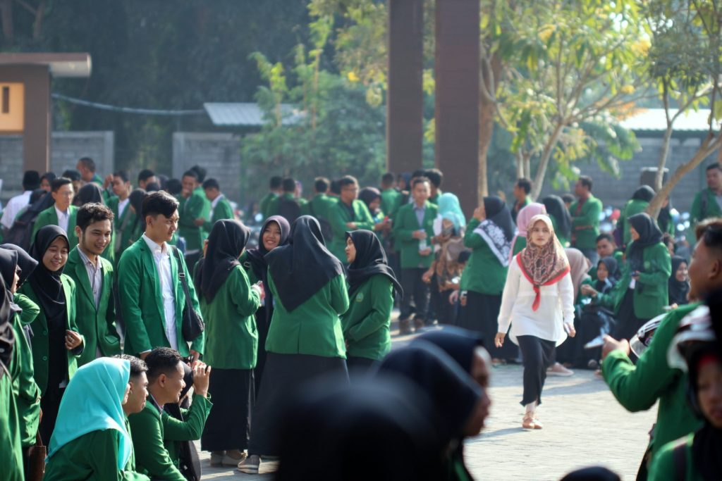 Matangkan Pemetaan Potensi Wilayah, KKN IAIN Kediri di Blitar Gelar Workshop Bersama Penyuluh Agama Islam