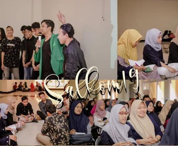 """Salkom KPI IAIN Kediri 2019 """"Deenamic Communication"""""""