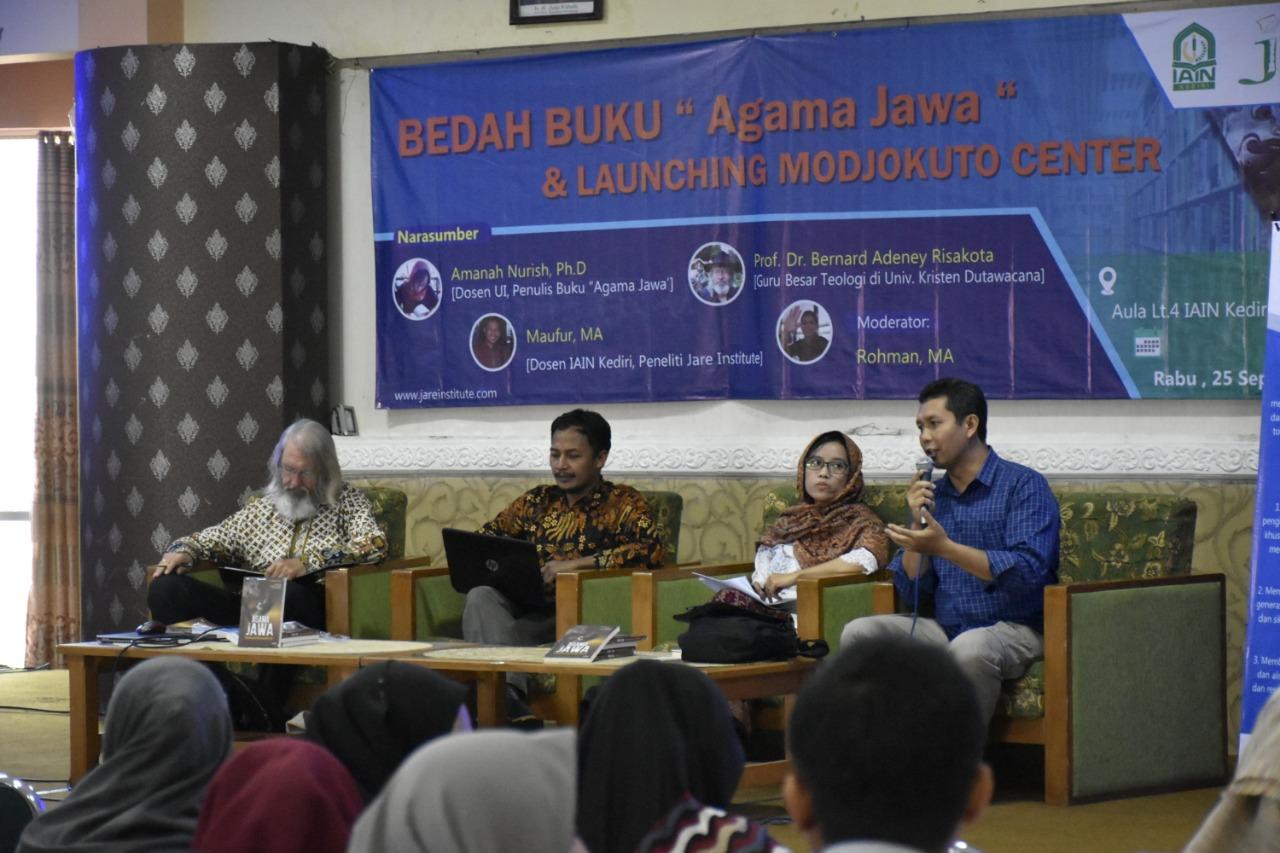 Membedah Agama Jawa