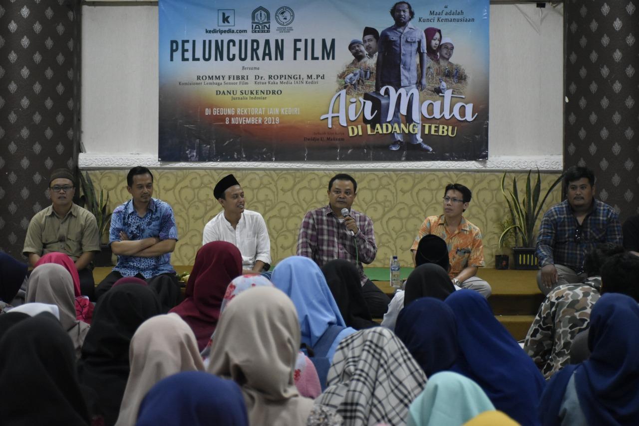 Film Air Mata Di Ladang Tebu; Jalan Rekonsiliasi