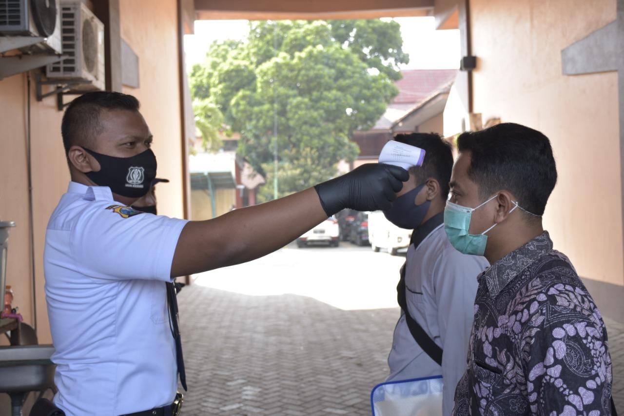 Satgas Covid-19 IAIN Kediri Perketat Protokol Kesehatan